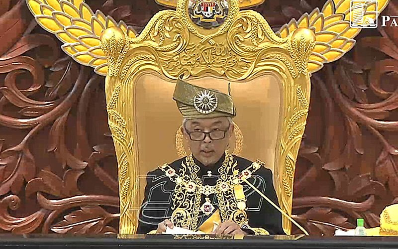 Cops probe against Instagram user for insulting Agong and National flag.