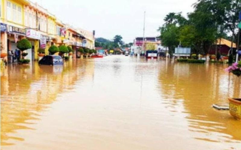 flood situation worsens in Kelantan and Terengganu