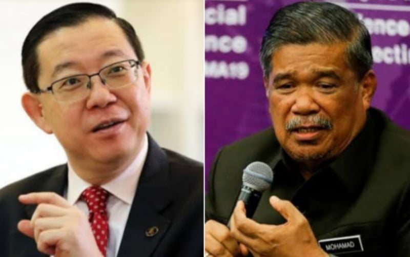 Guan Eng and Mat Sabu calls for a reset in opposition after it fails to stop Budget 2021 from being passed.