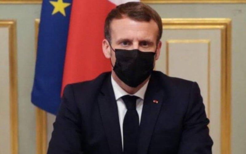 France President Emmanuel Macron test positive for Covid-19