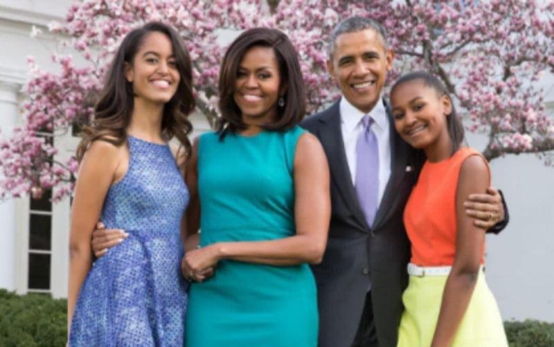 Barack Obama reveals his eldest daughter Malia's boyfriend