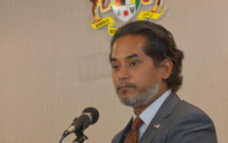 Khairy said if goveernment charges for vaccine foreign workers wont come forward