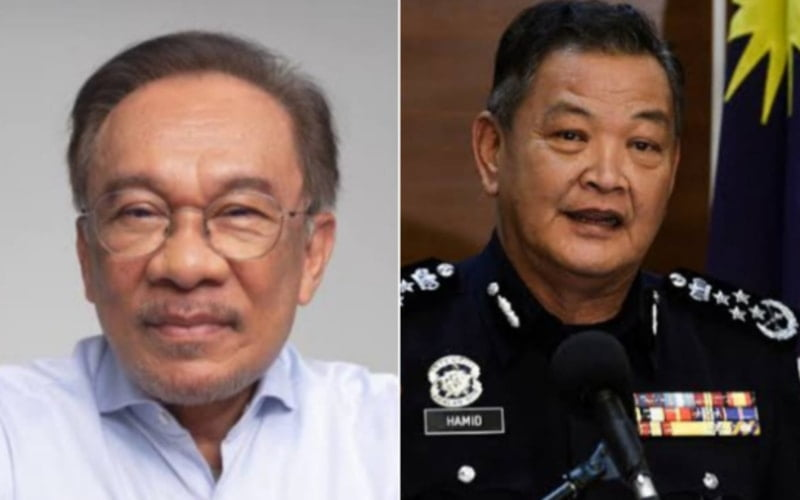 Anwar praises police chief Abdul after he postpones Guang Eng's christmas questioning