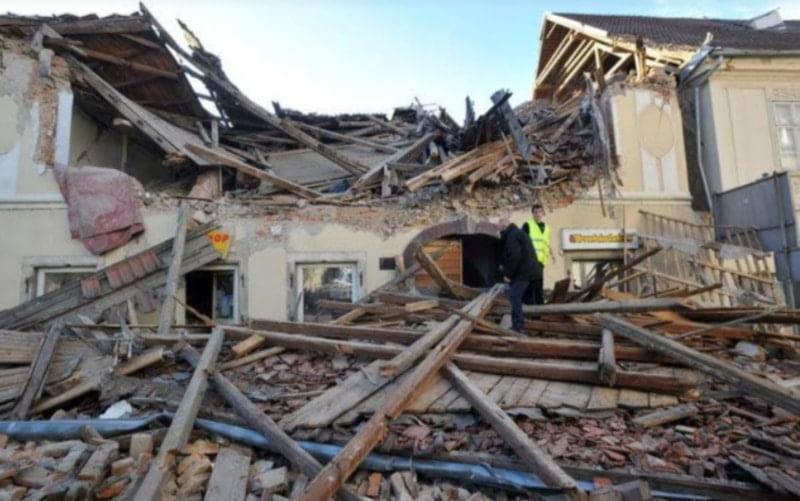 At least 7 people killed in Croatia earthquake