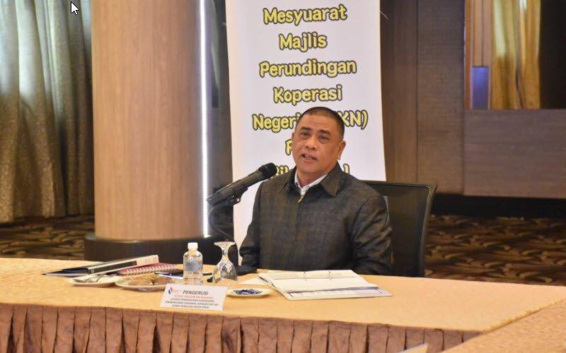 Saarani Mohammad will be sworn in as new MB of Perak