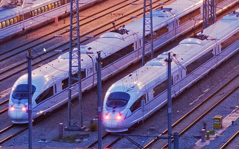 Malaysia and Singapore cancel its HSR Project.