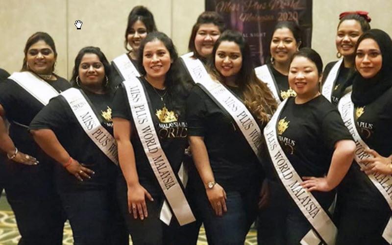 Miss Plus World Malaysia 2020 to be held in Kuala Lumpur.