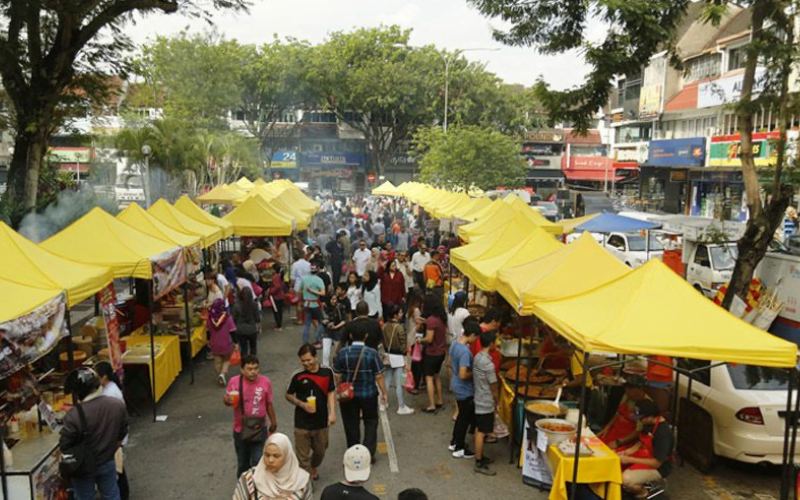 Ramadan Bazaars In Selangor MCO Areas From Saturday will operate.